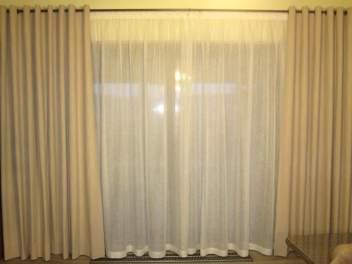 тюль шторы в зал